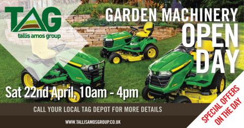 Lawn & Garden open day