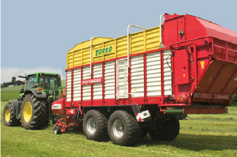 Pottinger Wagon